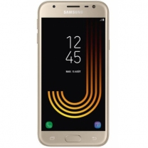 Galaxy J5 2017 (SM-J530F) : Ecran Or + vitre tactile. Officiel Samsung