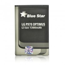BATTERIE LG L3/L5/P970 OPTIMUS BLACK/P690 OPTIMUS NET 1300 mAh Li-Ion BLUE STAR