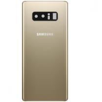 Galaxy Note8 (SM-N950F) : Vitre arrière Or Topaze. Officiel Samsung