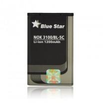 BATTERIE POUR NOKIA 3100/3650/6230/3110 CLASSIC 1200 mAh Li-Ion (BS) PREMIUM LINE