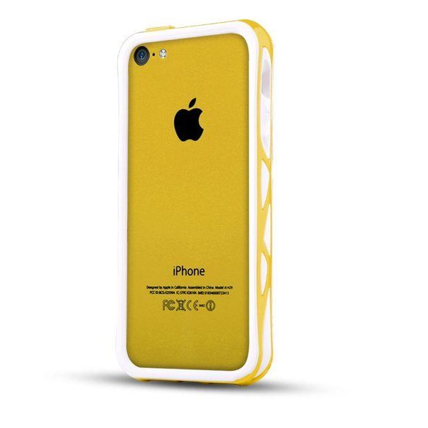 apple iphone 5c bumper iphone 5c 224 protection itskins 1404