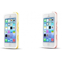 IPhone 5C : Bumper ITSKINS à double protection