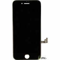 iPhone 8 : Ecran Noir LCD + vitre tactile assemblés