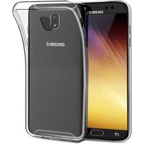 Galaxy J5 2017 (SM-J530F) : Coque transparente souple TPU silicone