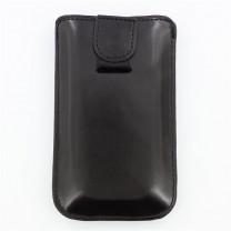 iPhone 3G / 3GS / 4 / 4S : Etui noir Z2 - accessoire