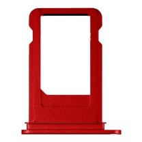 iPhone 7 et 7 Plus : Tiroir sim Rouge