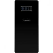 Galaxy Note8 (SM-N950F) : Vitre arrière Noire. Officiel Samsung