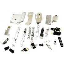 iPhone 6 : lot de plaques en métal, pièces internes de fixation