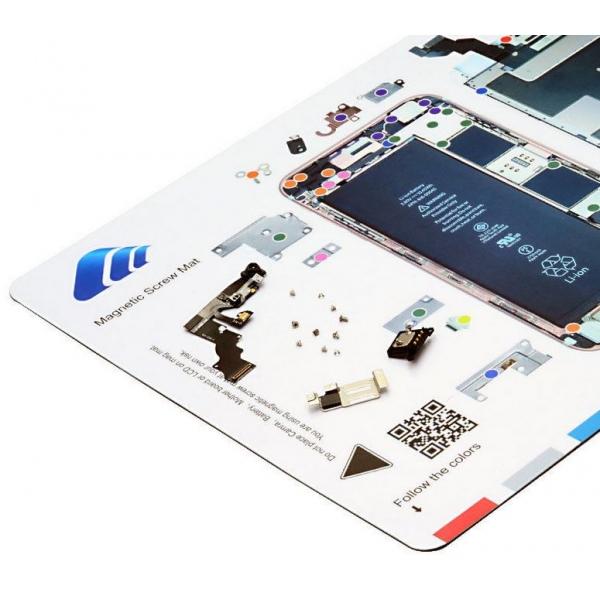 iPhone X : Guide magnétique de réparation