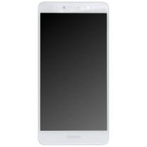 Huawei Honor 6X : Ecran Blanc LCD + vitre tactile assemblés