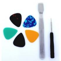 iPad 2 / 3 / 4, iPad Air 2 et iPad mini : kit outils démontage / réparation - outil