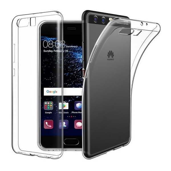 coque silicone tpu transparente souple protection huawei p0. Black Bedroom Furniture Sets. Home Design Ideas