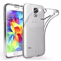 Etui gel transparent Design S Galaxy S5 mini SM-G800F
