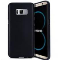 Coque en gel TPU noir Samsung Galaxy Alpha