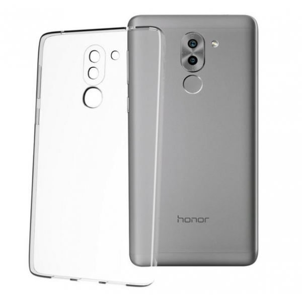 Huawei Honor 6X : Coque silicone gel transparente