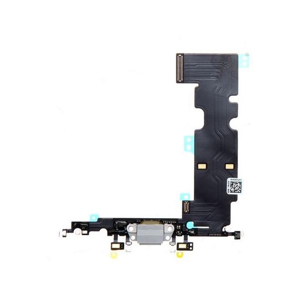iPhone 8 plus : Connecteur de charge blanc