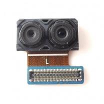 Galaxy A8 (SM-A530F), A8 Plus (SM-A730F) : Double appareil photo caméra avant