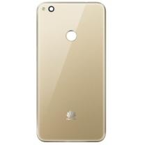 Huawei P8 Lite 2017 et Honor 8 Lite : Vitre arrière Or - Logo Honor - Officiel Huawei