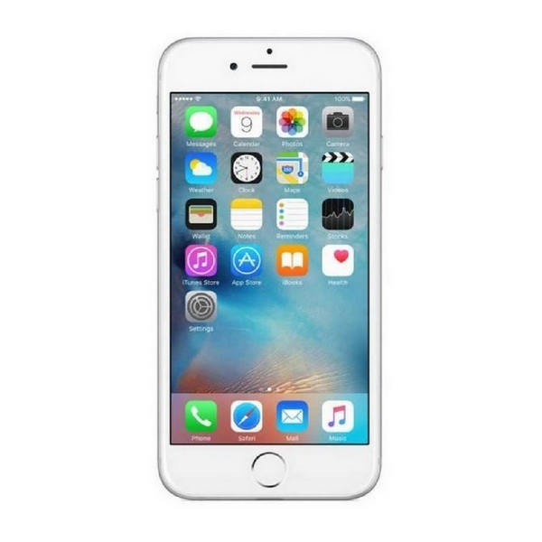 iPhone 6S : Ecran Original Retina Blanc + vitre tactile