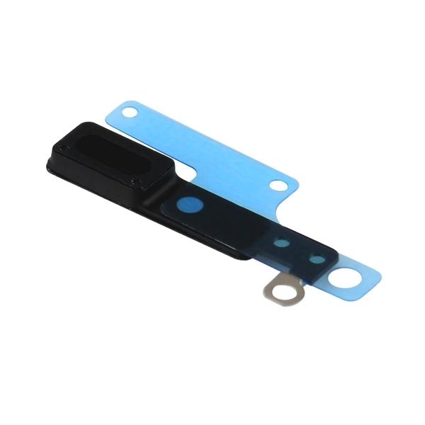 Phone 8 : grille anti-poussière écouteur + support