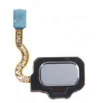 Galaxy S8 et S8 Plus : Lecteur empreintes digitales Argent polaire