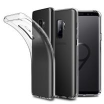 Galaxy S9 SM-G960F : Coque Transparente souple TPU silicone