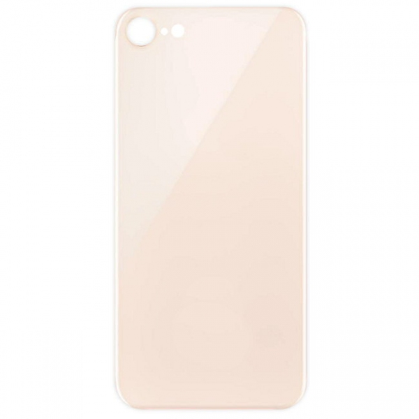iPhone 8 : Vitre arrière Or