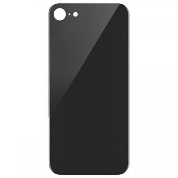 remplacer la vitre cass e en verre au dos de l 39 iphone 8 gris sid ral. Black Bedroom Furniture Sets. Home Design Ideas