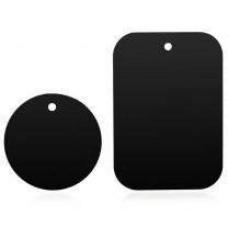 Plaques métalliques support aimanté Smartphone de rechange supplementaire