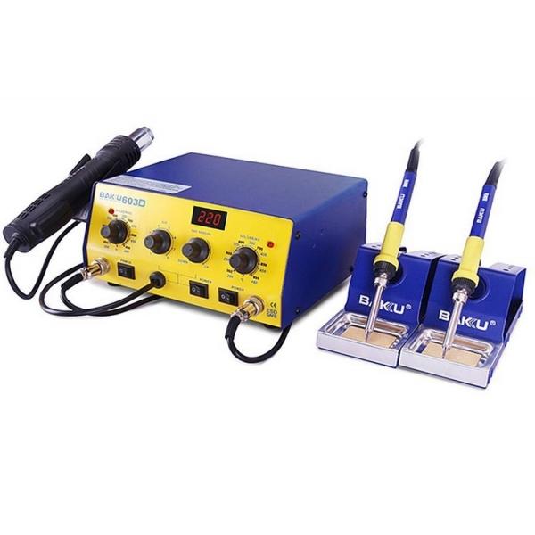 Station micro soudure rework BK-603D