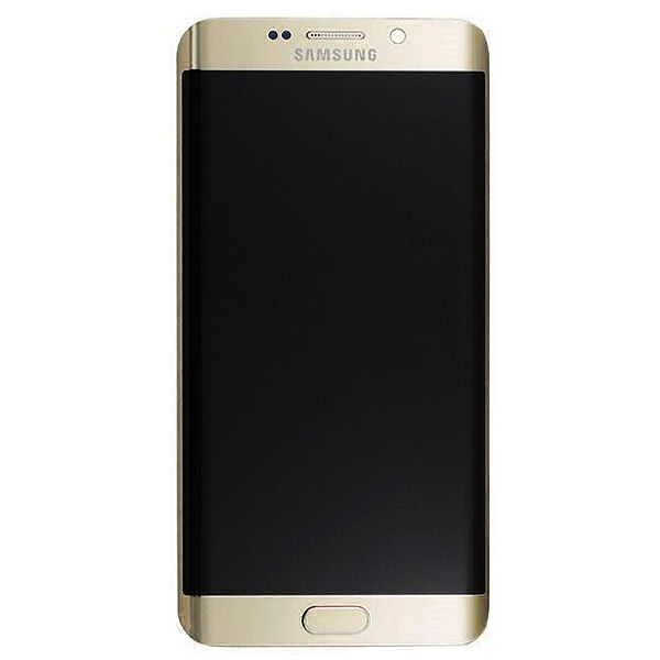 Galaxy S6 Edge SM-G925F : Ecran complet Or (Gold)