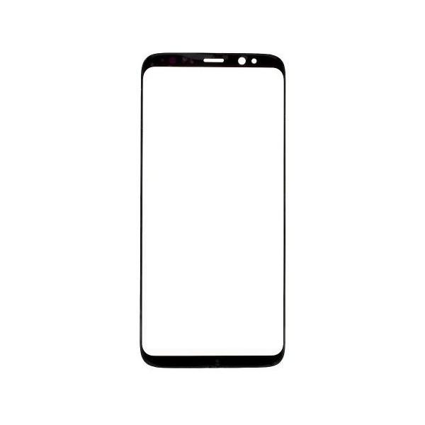 Galaxy S8 SM-G950F : Vitre de remplacement seule, Noire