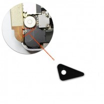 iPhone 4S : Patte de fixation triangle haut parleur iphone 4S
