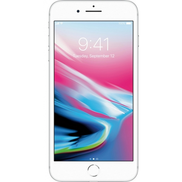 iPhone 8 Plus : Ecran Original Retina Blanc + vitre tactile