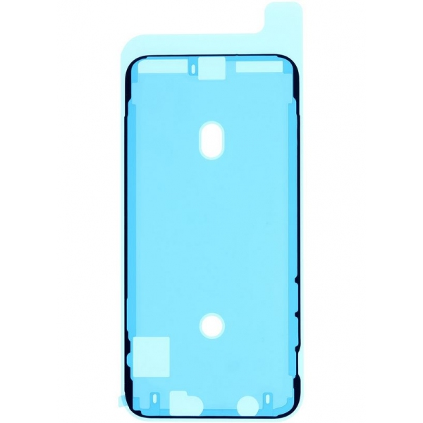 iPhone X : Joint Noir étanchéité adhésif pour vitre avant