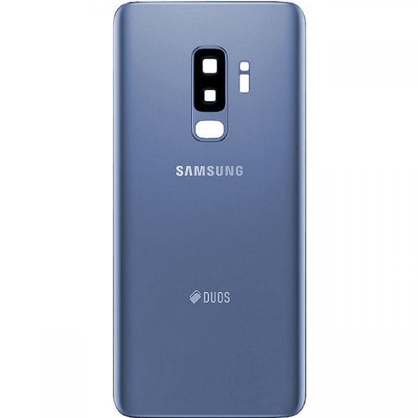 Galaxy S9+ : Vitre arrière Bleue. Officiel Samsung