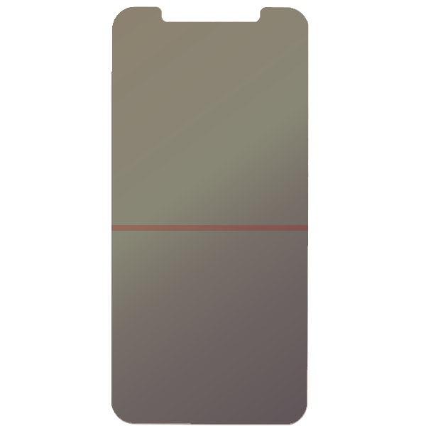 iPhone X : Film polarisant