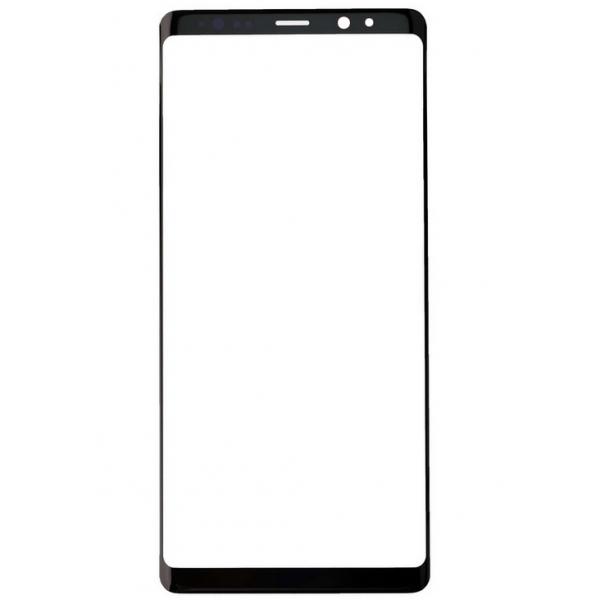 Vitre remplacement Note 8 SM-N950F seule, Noire