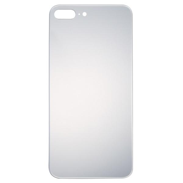 Vitre arrière iPhone 8 Plus argent