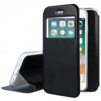 Etui Huawei P8 Lite noir