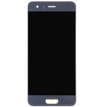 Ecran Honor 9 Argent gris LCD + vitre de rechange Huawei pas cher