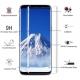 Verre trempé Galaxy S8 Plus SM-G955F de protection 3D