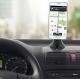 Support magnétique smartphone universel pour voiture