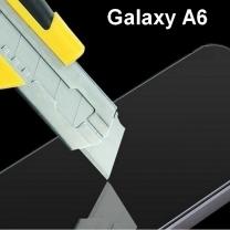 Verre protecteur Galaxy A6 Film trempé de protection pour écran avant