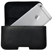 Etui ceinture iPhone 8 noir