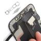 Support anneau caméra avant iPhone X. Fixer le capteur de luminosité