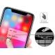 Protège-écran en verre trempé iPhone XS Max pas cher, Pose sans bulle