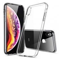 Coque silicone iPhone XS Max transparente TPU pas cher