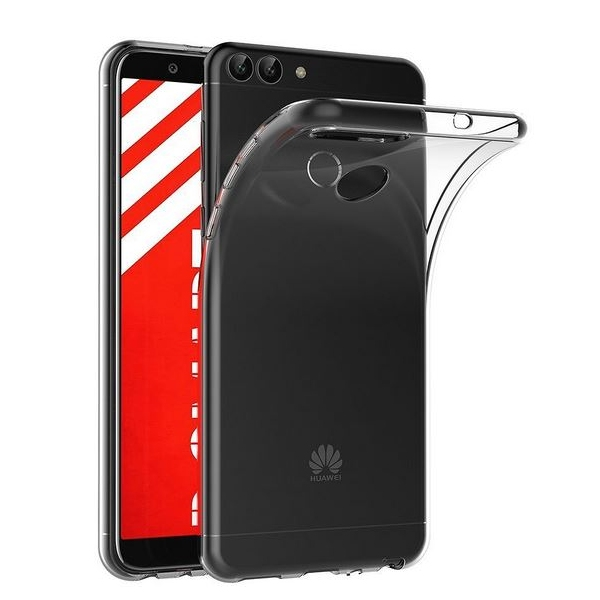 coque silicone huawei p smart fig lx1 transparente tpu pas cher. Black Bedroom Furniture Sets. Home Design Ideas