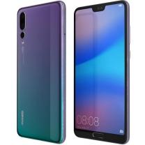 Vitre écran complet P20 Pro Twilight officiel Huawei de remplacement.
